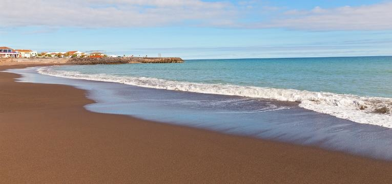 Praia da Ribeira Quente, São Miguel, Açores
