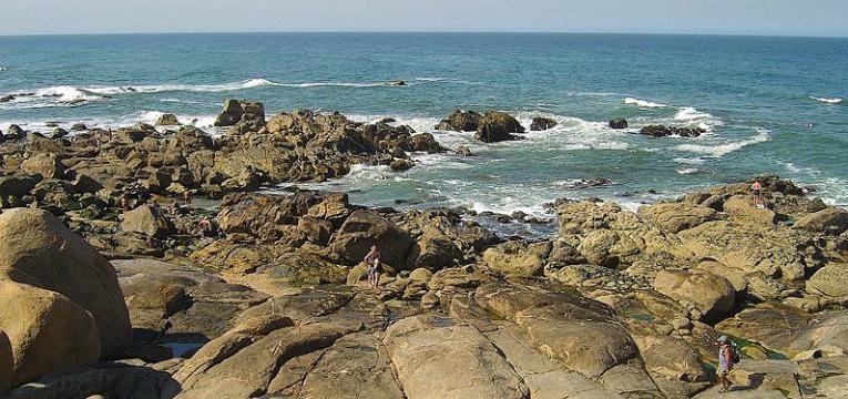 as melhores praias de gaia