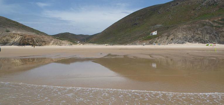 Praia de Vale Figueiras, Aljezur