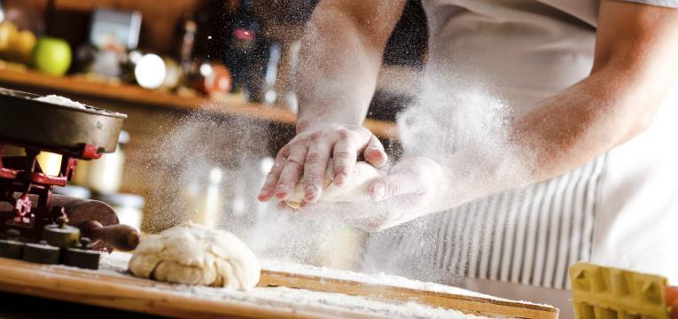receita de pao caseiro