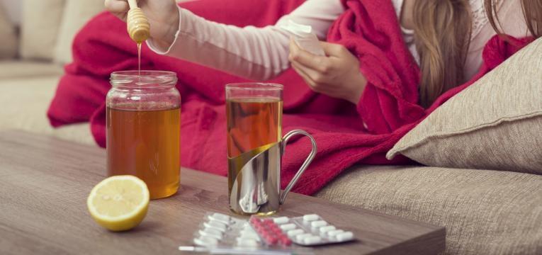 Remédio para a gripe