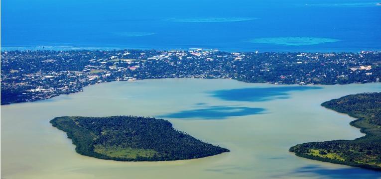 Tonga, Pacífico Sul