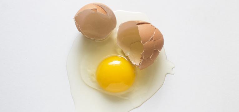 truques para ovo frito