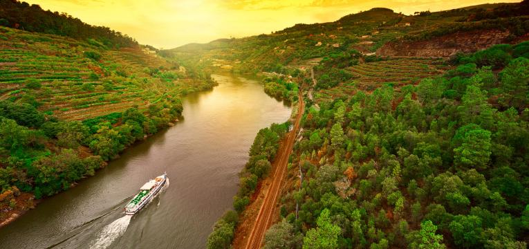 viajar em julho douro