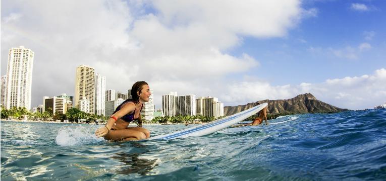 Waikiki, Havai, EUA