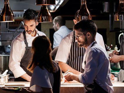 Restaurante Alma está a recrutar empregados de sala