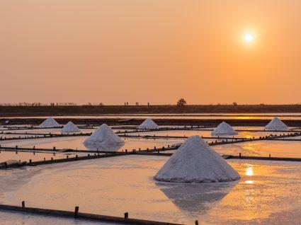 A rota do sal: redescobrir as salinas portuguesas