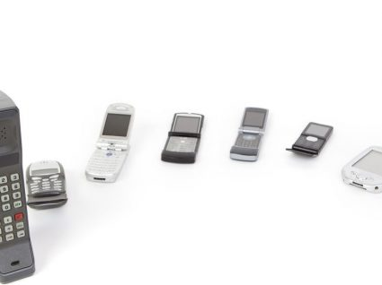 A evolução do telemóvel em imagens