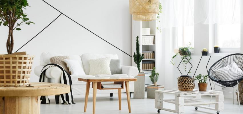 Decoração escandinava: o estilo que falta aí em casa