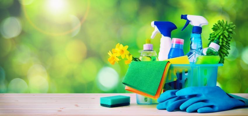Limpezas de primavera que deve adotar em casa: 10 dicas