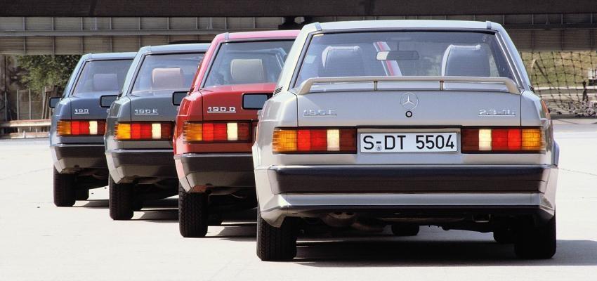 Será o Mercedes 190 o melhor Mercedes-Benz de sempre?
