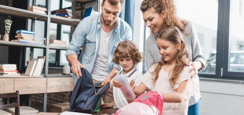 10 dicas para preparar regresso às aulas do seu filho