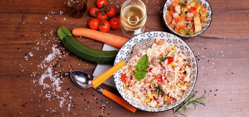 Receitas com arroz e atum: do mais simples e delicioso que há