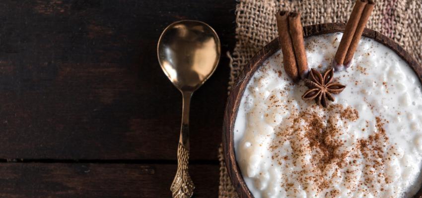 A melhor receita de arroz doce tradicional