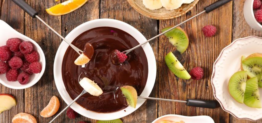 Resultado de imagem para site e-konomista.pt receitas fondue chocolate