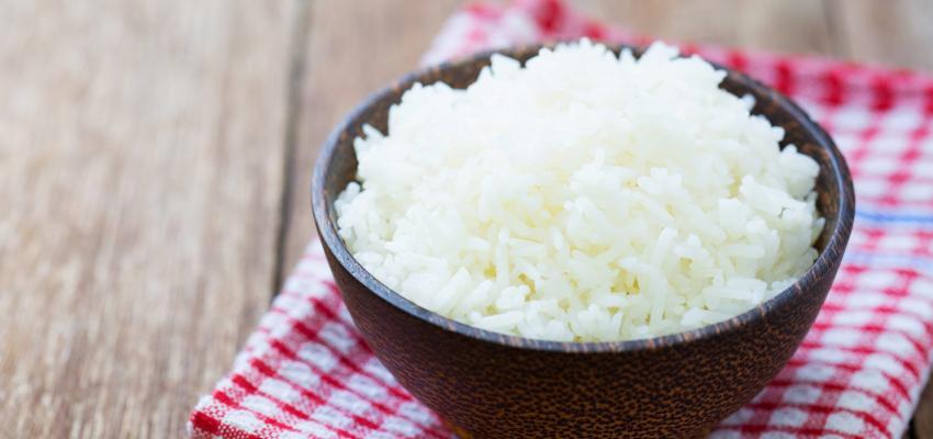 Aprender a cozinhar: passo a passo do arroz