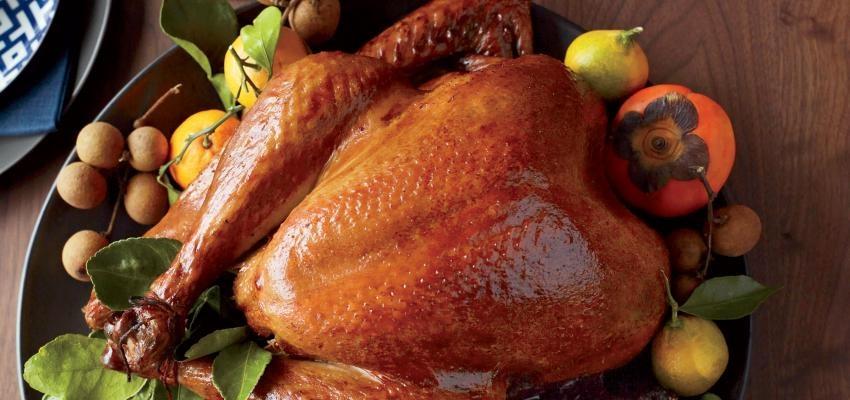 As melhores receitas de peru para o Natal