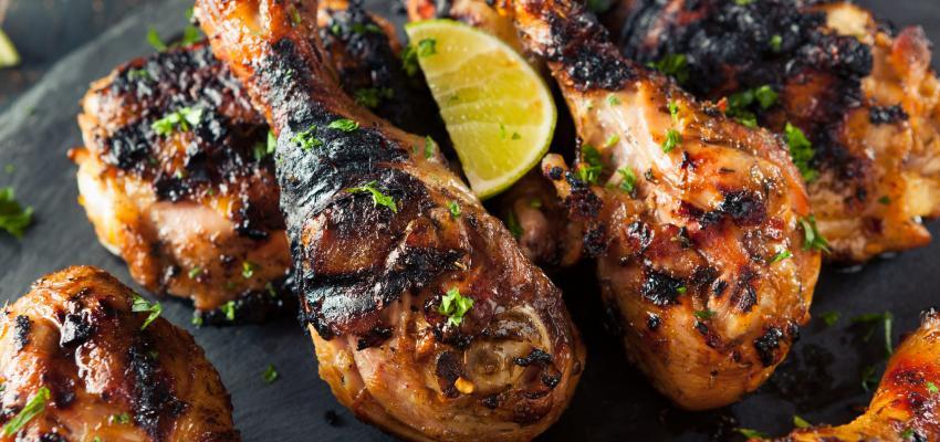 A melhor receita de frango assado de sempre
