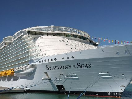 Symphony of the Seas: 10 atividades para os miúdos no maior navio de cruzeiros do mundo