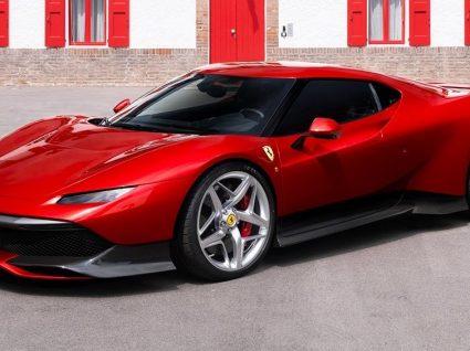 Ferrari SP38 Deborah: novo super carro da marca