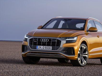 Novo Audi Q8: a elegância de um coupé com a versatilidade de um grande SUV
