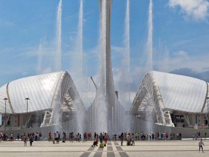 Conheça os estádios do Mundial 2018