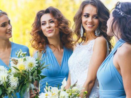 5 lindos vestidos para madrinhas de casamento a partir de 40 €
