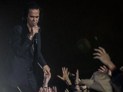 Até a chuva estava à espera de Nick Cave na última noite do NOS Primavera Sound
