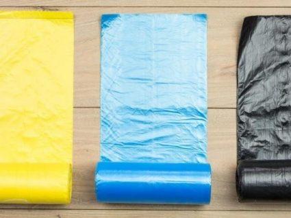 Como poupar nos sacos do lixo em 4 passos