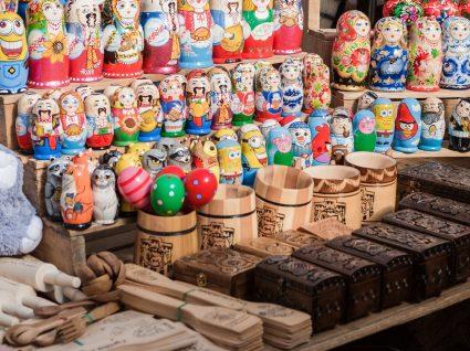 6 souvenirs russos que vai querer ter