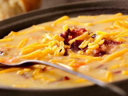 Receitas do Xisto: papas de milho com torresmos