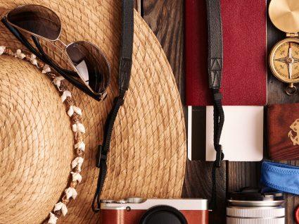 O que levar numa viagem: checklist essencial