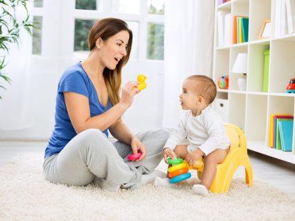 Quando é que o meu bebé vai dizer as primeiras palavras?
