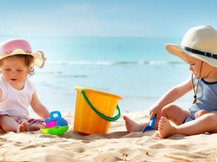 Saiba o que comer na praia com as crianças (e que seja bom e saudável)