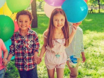 4 ideias originais e económicas para festas de crianças