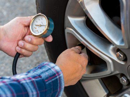 4 cuidados a ter com a pressão dos pneus