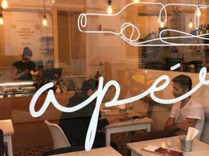 Apéro é o novo bar de vinhos de Lisboa