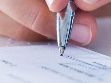 7 tipos de cheques existentes no mercado
