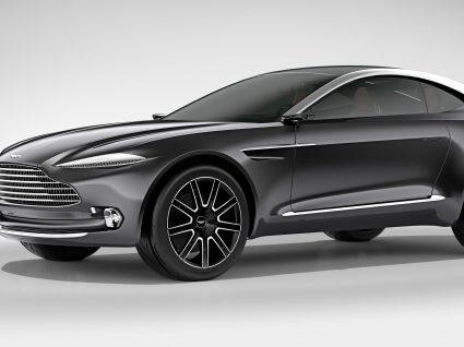 Novo SUV da Aston Martin chega em 2019
