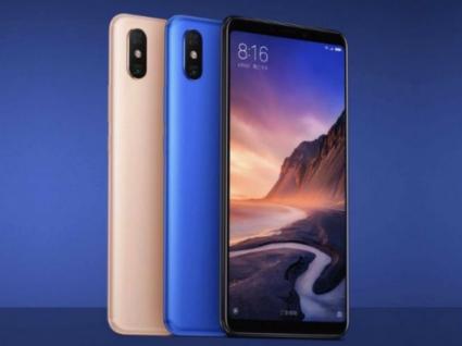 Xiaomi Mi Max 3: maior bateria a um menor preço