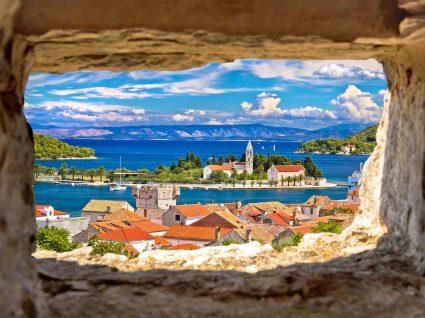 As 7 melhores ilhas na Croácia para uma viagem de sonhos