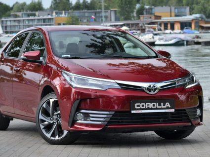 Porque é que o Toyota Corolla é o carro mais vendido do mundo?