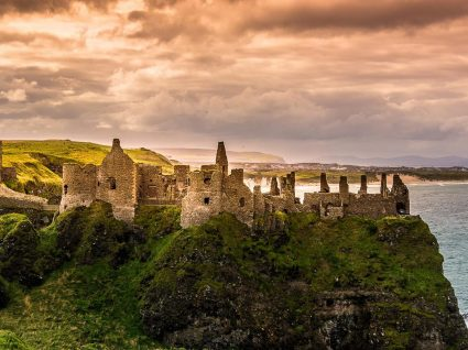 Roteiro pelos mais bonitos castelos da Irlanda
