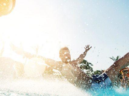 6 parques aquáticos do norte para visitar