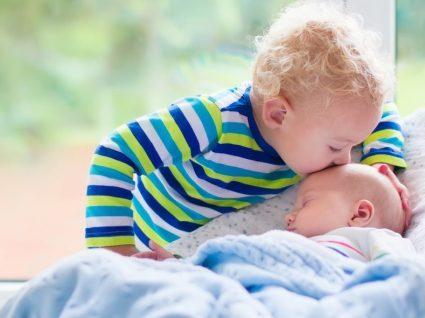 Como lidar com a chegada de um irmão mais novo?