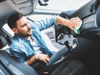 Como limpar o carro por dentro em 5 passos