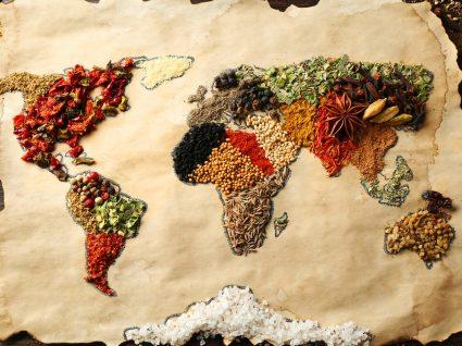 10 pratos internacionais que tem mesmo de provar