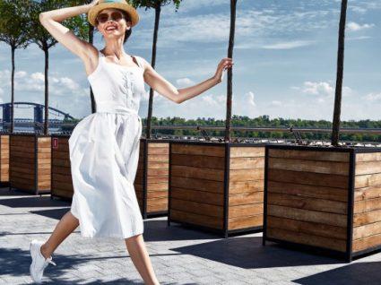 Como usar looks de verão com ténis: as melhores inspirações