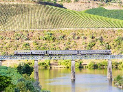 Faça uma viagem de comboio pelas Rotas do Património da Humanidade no Douro