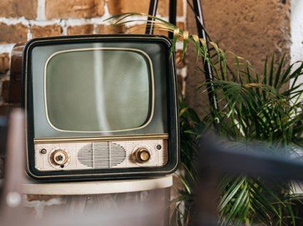 5 coisas que pode fazer com a sua TV antiga